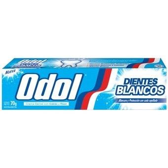 Odol Dientes Blancos 70g Dentífrico