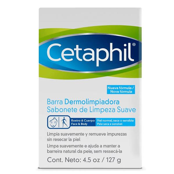 Cetaphil Barra Dermolimpidora x127g