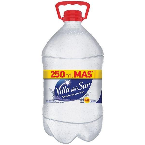 Agua Min. V. Del Sur X 6250 Cc