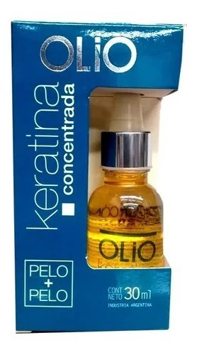 Olio Serum Keratina Concentrada 30ml
