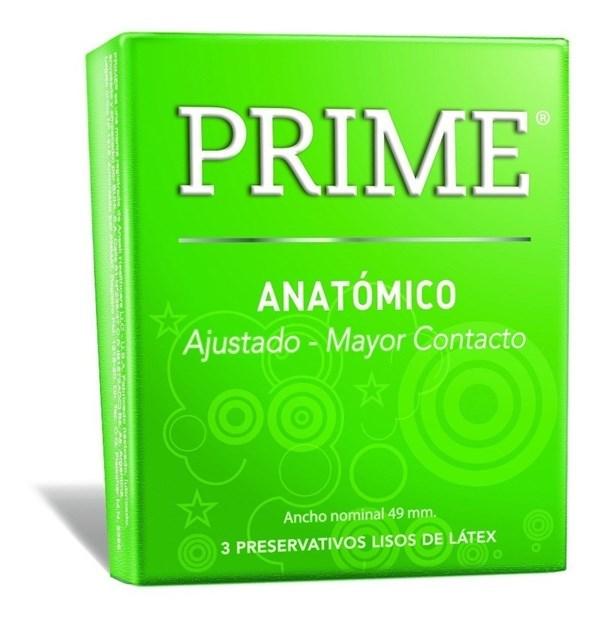 Prime Anatómico x3