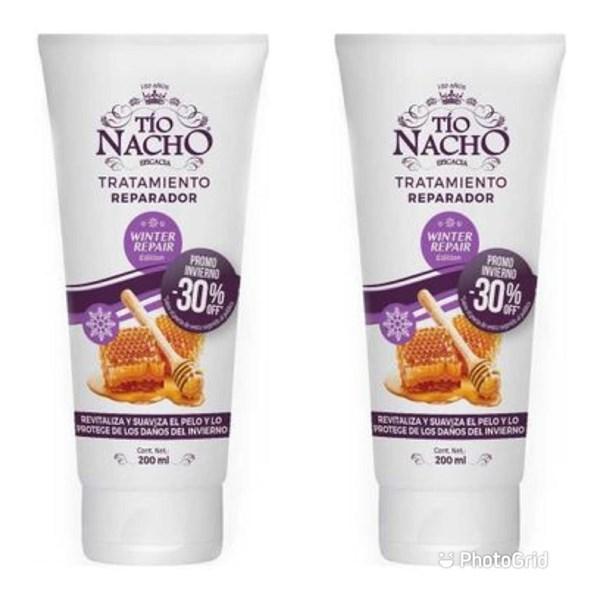 TIO NACHO Tratamiento Capilar PROMO INVIERNO 30% Off 200 ml PROMO 2X1