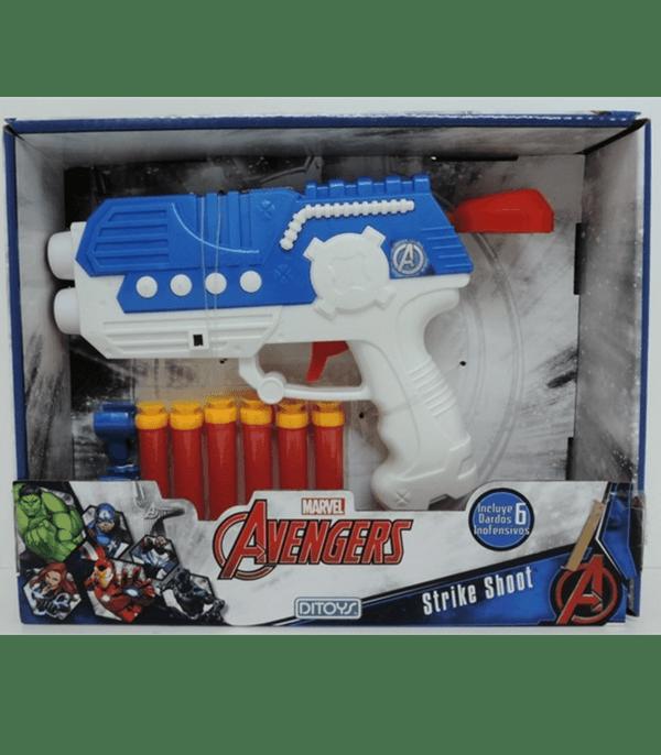Lanza Dardos Juguete Avengers Ditoys #1