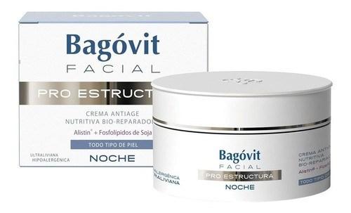 Bagovit Facial Pro Estructura Crema AntiAge Noche 55 gr