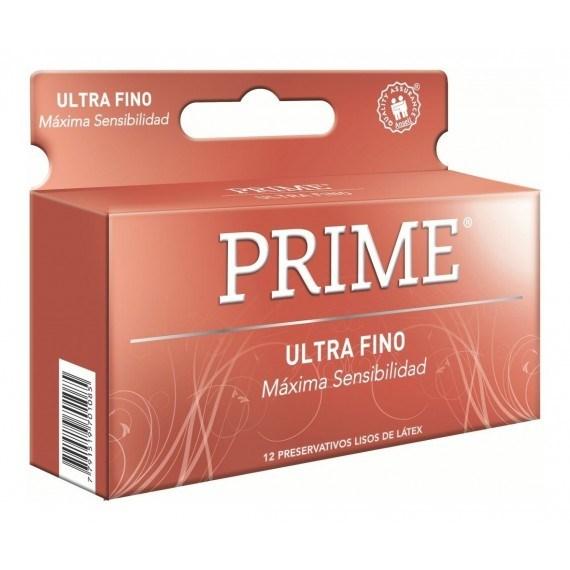 Preservativos Ultra Fino X 12 Unidades