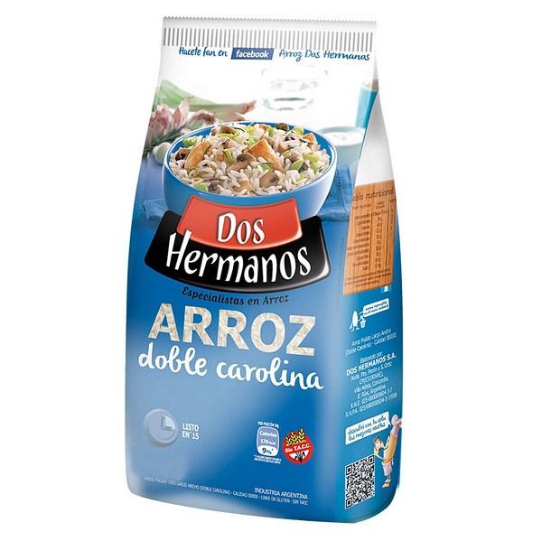ARROZ DOS HERMANOS DC x 1 KG