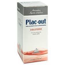 Plac-Out Digluconato De Clorhexidina x200ml