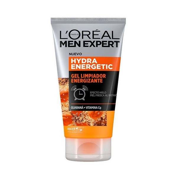 Loreal Men Expert Gel Limpiador x100ml Hydra Energetic