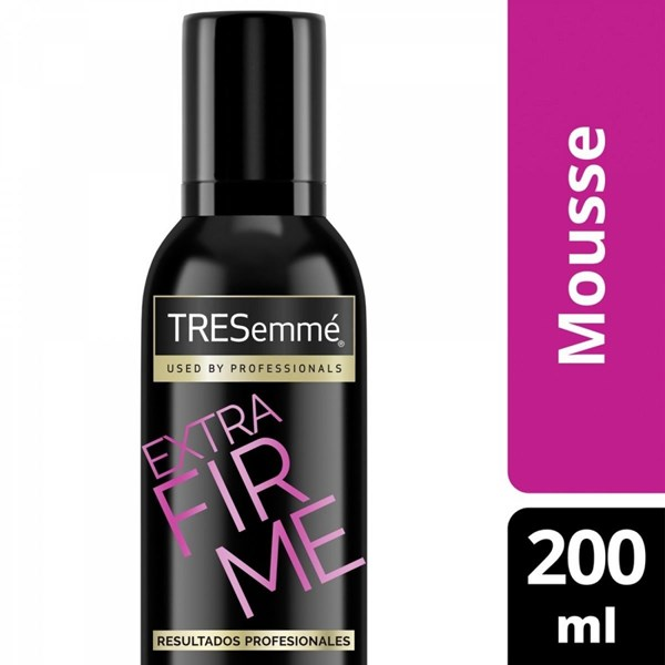 Tresemme Mousse x200ml Extra Firme