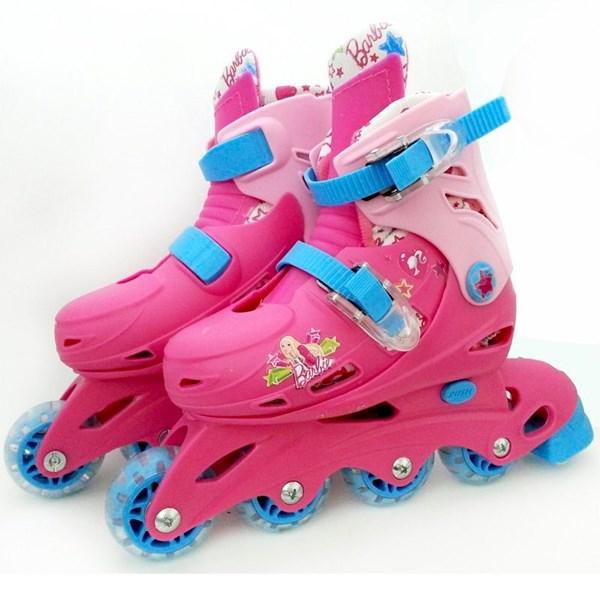 Rollers Barbie Unibike