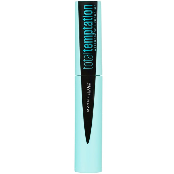 Mascara de pestañas Maybelline Waterproof  Total Temptation X 9.4 Ml