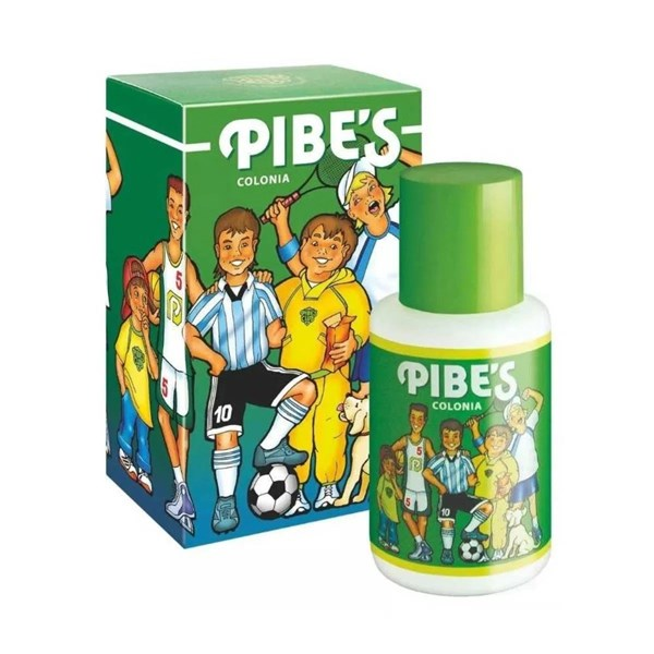 Colonia Infantil Pibes 80ml