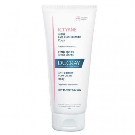 DUCRAY Ictyane Crema Hidratante Piel Seca x 200 ml