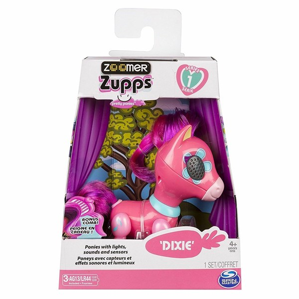 Zoomer Zupps Muñecos Ponies x1