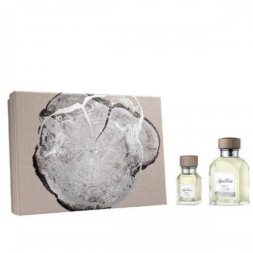 Perfume Adolfo Dominguez Agua Fresca Edt 120ml+edt 30ml