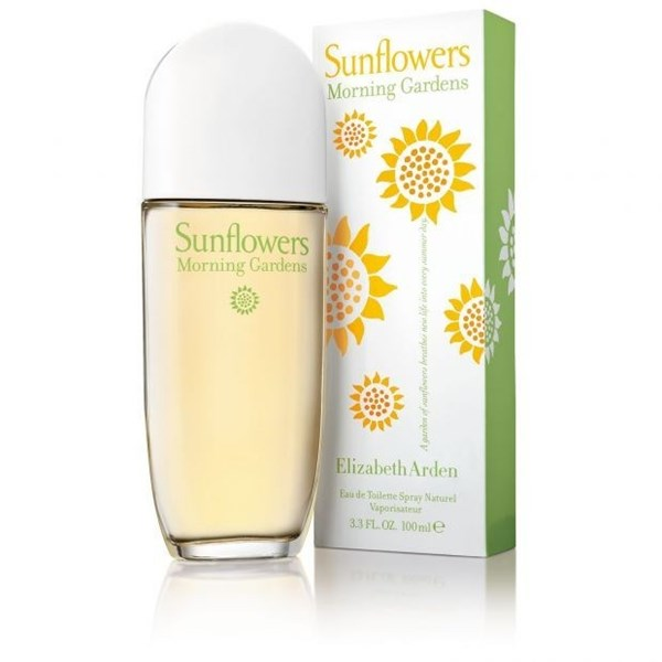 Elizabeth Arden Sunflowers Morning Gardens 100ml