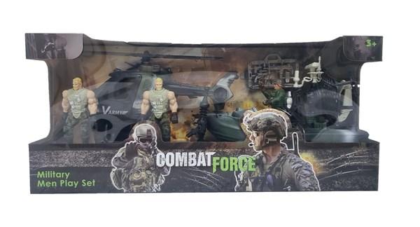 Set Combat Force Militar Juguete #1