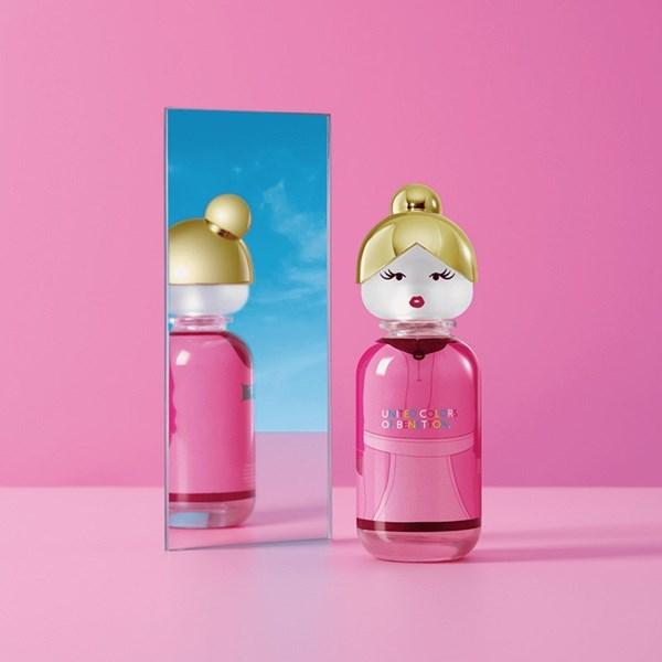 Perfume Benetton Sisterland Pink Raspberry EDT 80ml