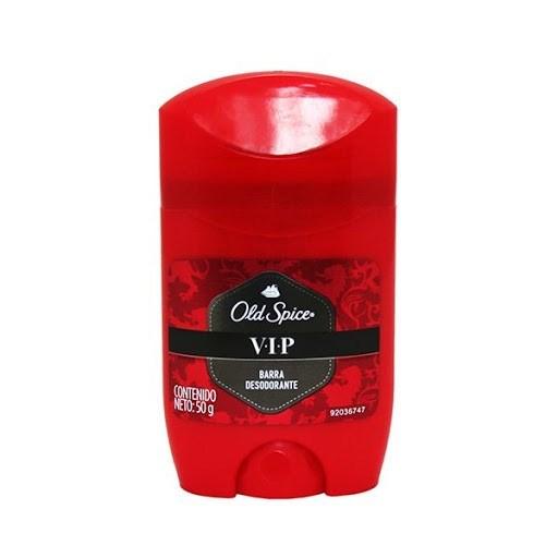 OLD SPICE Desodorante VIP Barra x 50 gr