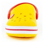 Crocs Band Kids Yellow Red Nº 31 #1