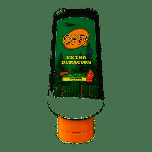 Off Repelente Crema Extra Duración Active x90g