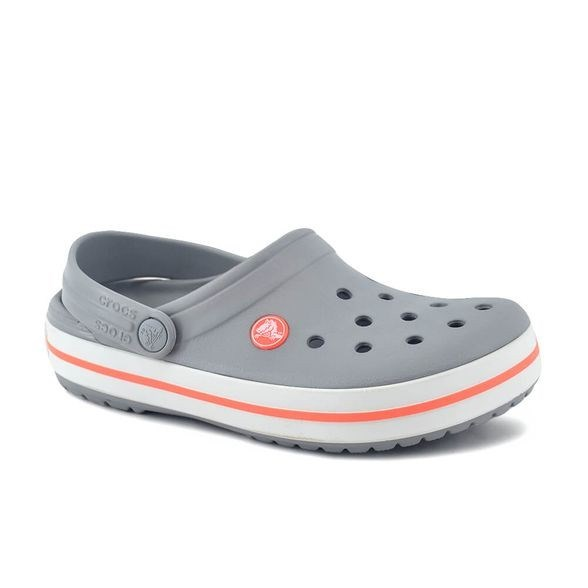 Crocs Band Light Grey Coral Nº 36 alt