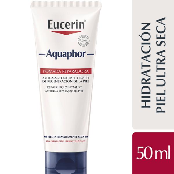 Eucerin Aquaphor Pomada Reparadora 50 Gr