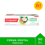 Crema Dental Colgate Natural Extracts Detox 90g #1