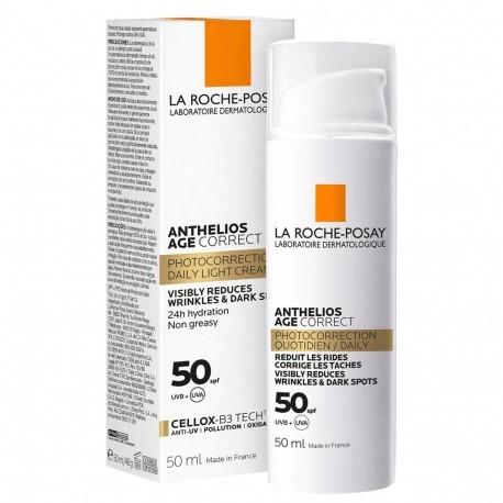 Protector Age Correct La Roche Posay Anthelios FPS50 x50ml