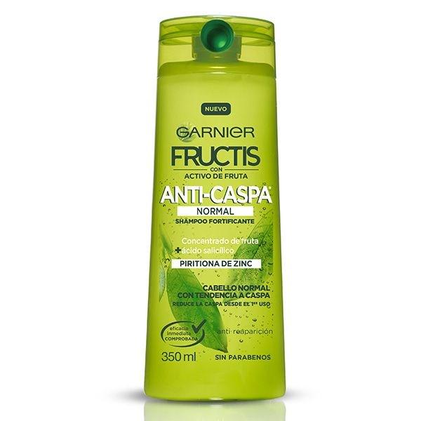 Shampoo Garnier Fructis Anti Caspa X 350 Ml