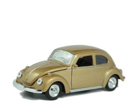 Auto Escarabajo De Colección Escala 1:28 alt