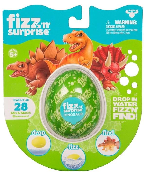 Figuras Dinosaurios Juguete Fizz'n'Surprise