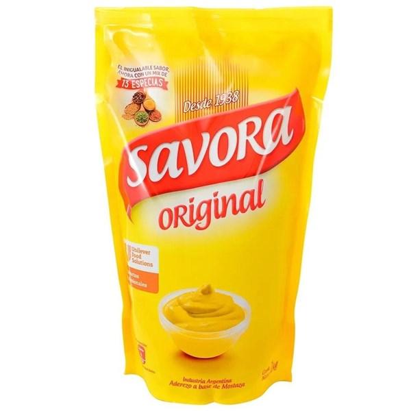 Mostaza Savora  Dp X 500 Grs