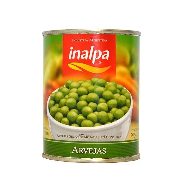 ARVEJA INALPA x 350 GRS