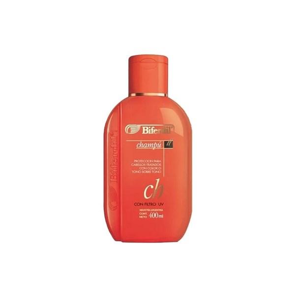 Biferdil Shampoo Cabellos Con Color 400ml