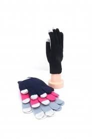 Guantes Dama 3 Dedos Touch