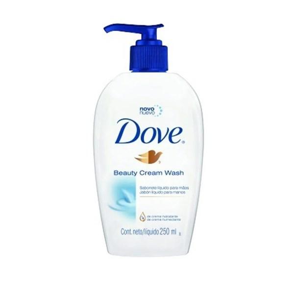 Dove Jabón Líquido Beauty Cream Wash 250ml