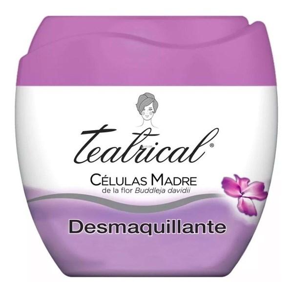 Teatrical Crema Facial Desmaquillante x200g