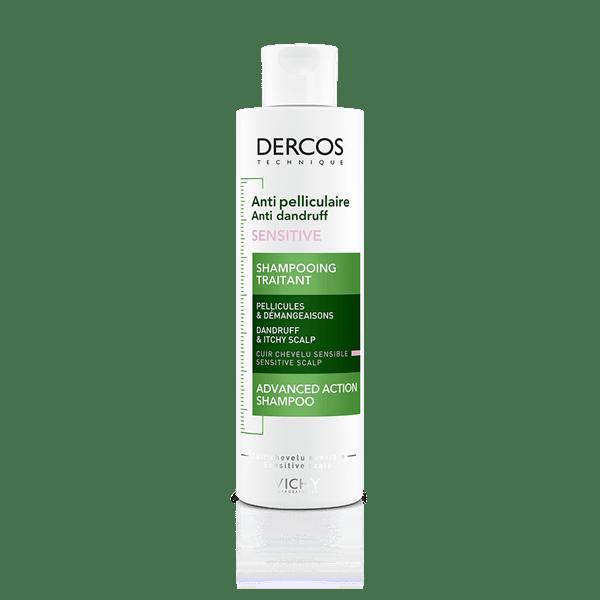 Vichy Shampoo x150ml Dercos Caspa y Cuero Cabelludo Sensible