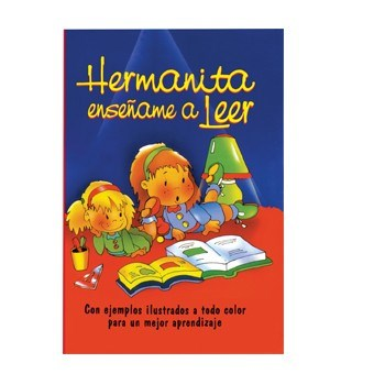 Libro Hermanita Enseñame A Leer