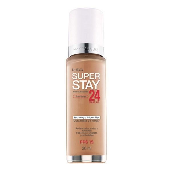 Base De Maquillaje Maybelline Super Stay 24hs True Beige X 30 Ml #1