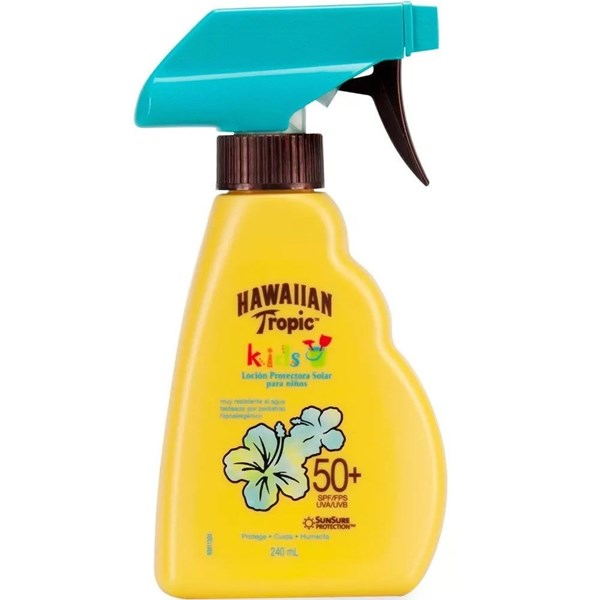 Hawaiian Tropic Kids Protector Solar SPF 50 240ml