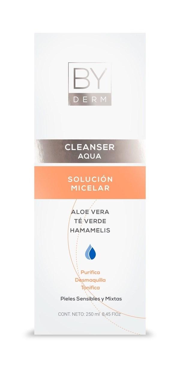 By She Cleanser Aqua Micelar x 250 ml