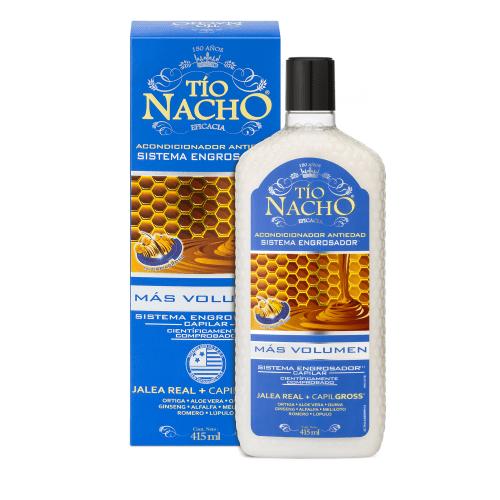 Acondicionador Engrosador Tio Nacho x 415 ml
