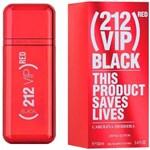Perfume Carolina Herrera 212 Vip Red Black X 100ml Edicion Limitada #1
