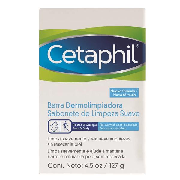 Cetaphil Barra Dermolimpiadora x127g