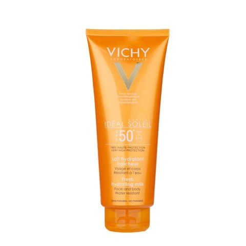VICHY Ideal Soleil Leche Familiar FPS 50+ Pomo 300 ml #1