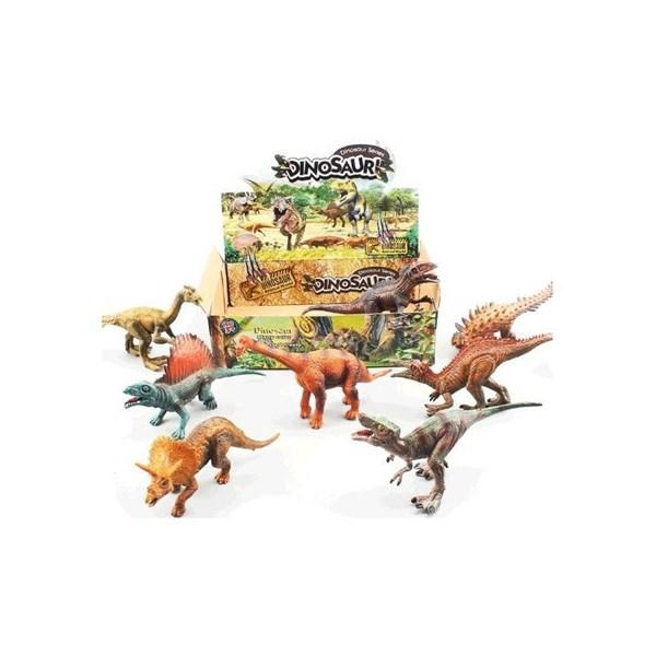 Figuras de Dinosaurio de 7 cm (por unidad)
