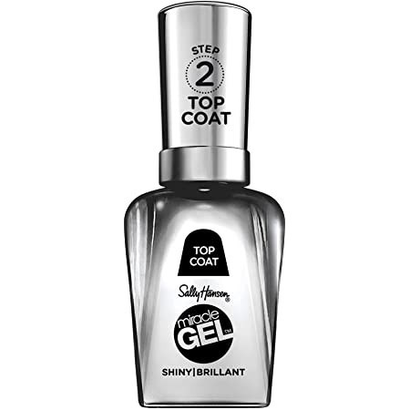Top Coat Shiny- Sally Hansen Esmalte Miracle Gel