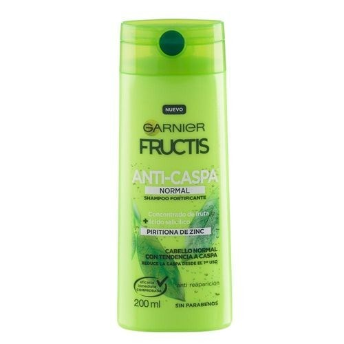 Shampoo Garnier Fructis Anti Caspa 200ml